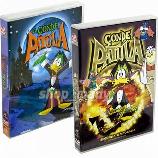 Paq. El Conde Patula Temporada 1 Y 2 Dvd
