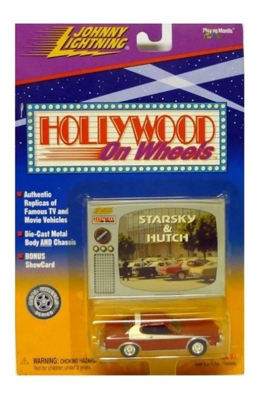 Starsky & Hutch Ford Torino Johnny Lightning Solo Envios
