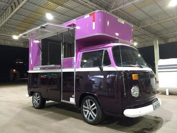 Veículos Adaptados Para Food Truck
