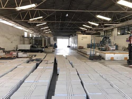 Bodega Industrial En Venta Epigmenio Gonzalez Zona Industrial