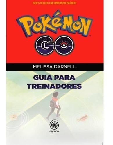 Livro Pokémon Go: Guia Para Jogadores