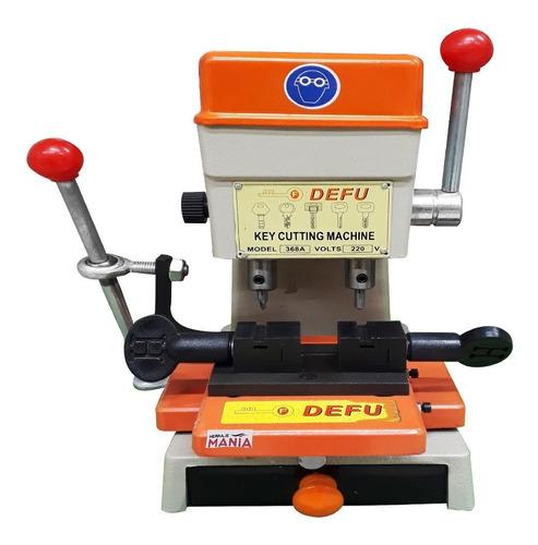 Maquina Duplicadora De Llaves Multipunto Computada D-10