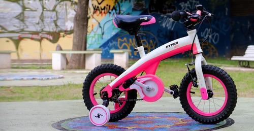 Bicicleta Stark Hypper Xr Nena Rodado 12 - Hurlinbox