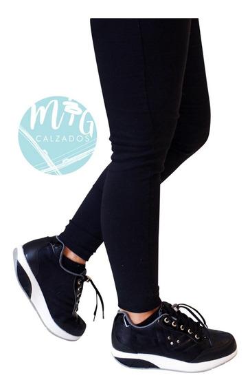 Zapatillas Dama Tonificadoras Art 2042 Num 35/41