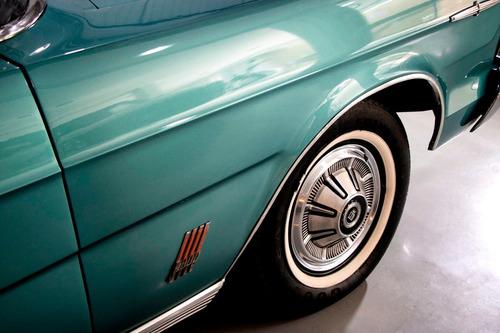 Imagem 1 de 14 de Ford Galaxie Ltd 1969 - Placa Preta - Raro 69