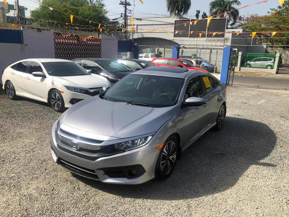 Honda Civic Ex-turbo 2016