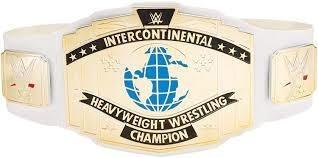 Cinturon Wwe Campeonato Intercontinental Para Niños Original