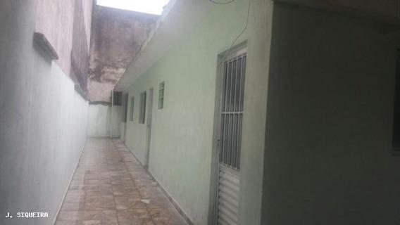 Casa A Venda Em Suzano, Casa Branca, 1 Dormitório, 1 Banheiro, 1 Vaga - A0303