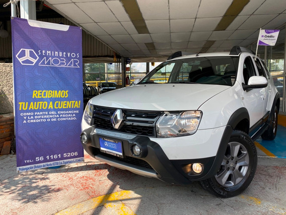 Renault Duster 2017 Intens Navi At