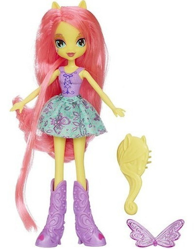 Muñecas My Little Pony Equestria Girls Fluttershy 1 Edicion