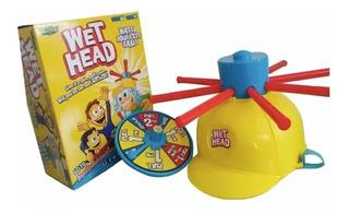Juego De Destreza Wet Head Wet Hat Juego De Mesa Habilidad