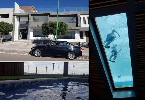 Real Del Bosque, Residencia Lujo Con Roof Garden Y Alberca!!