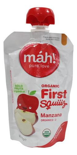 Compota Mah First Manzana X 90gr