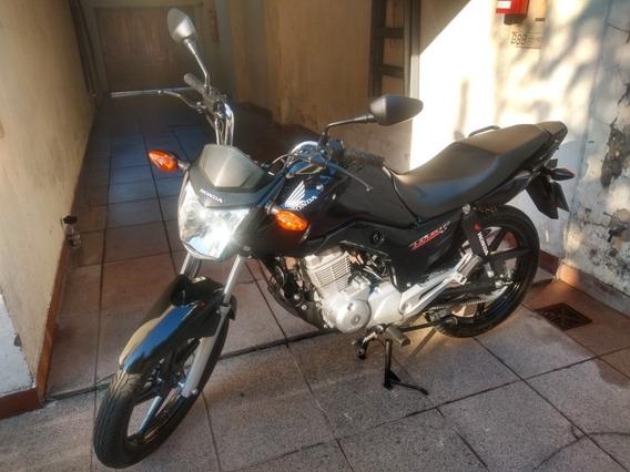 Honda Cg 150 New Titan Negro