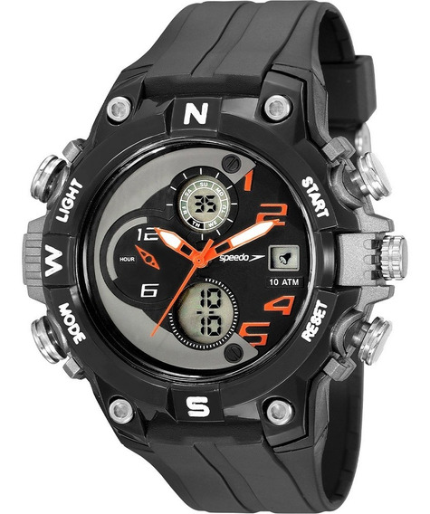 Relógio Speedo Masculino 81204g0evnp2