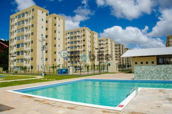 Apartamento Com 2 Dorms, Muribara, São Lourenço Da Mata - R$ 120 Mil, Cod: Lnr24 - Vlnr24