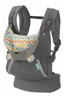 Mochila Porta Bebe Ergonomico 2 En 1 De 6 A 18kg Cuddle Up Infantino Babymovil
