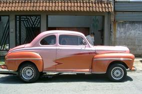 Ford Coupe 1948 Chevrole Impala Belair Mustang Opala Motos