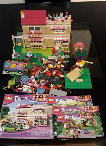 Oferta Lego Friends Lote