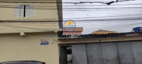 Casa Para Locação Em São Paulo, Parque Fernanda, 2 Dormitórios, 1 Banheiro, 1 Vaga - Ct153_2-1177464