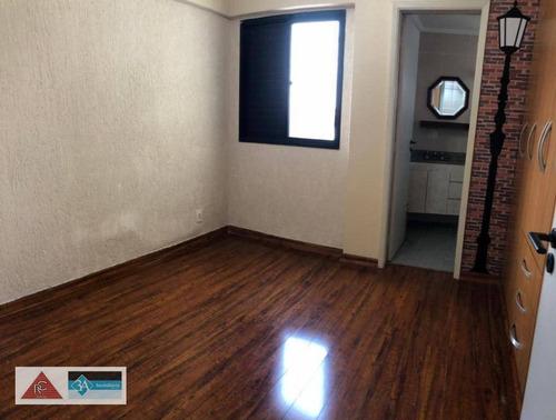 Apartamento Com 2 Dormitórios Para Alugar, 60 M² Por R$ 1.700,00/mês - Belenzinho - São Paulo/sp - Ap6046