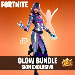 Skin Glow Fortnite + Baile - Todas Las Plataformas