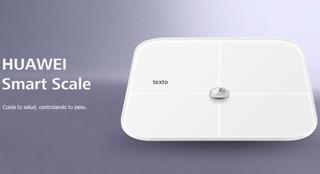 Bascula Inteligente Huawei/ Múltiples Indicadores/ Bluetooth