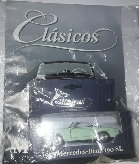 Colección De Autos Clásicos 1955 Mercedes- Benz 190 Sl