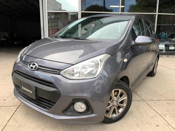 Hyundai I10 1.2 Gls Sedan At 2016