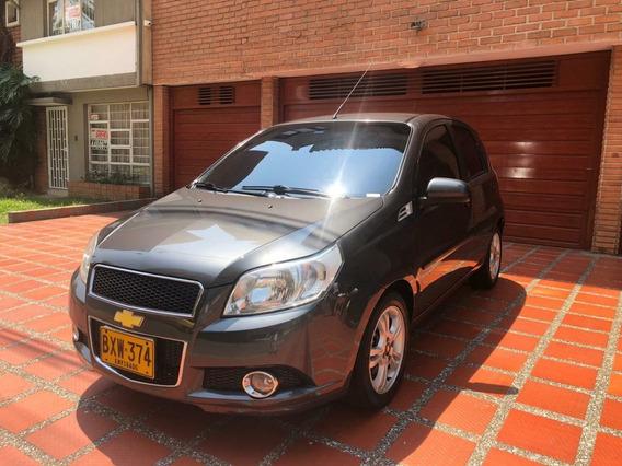 Chevrolet Aveo Emotion Gt 2011 2011