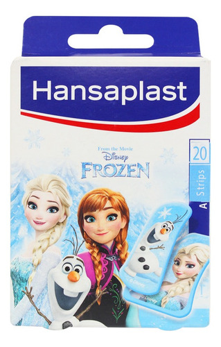Curas Frozen Hansaplast X 20und