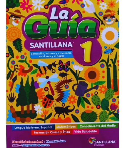 Imagen 1 de 4 de La Guía Santillana 1° Primaria / 2021 - 2022/ Sector Público