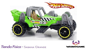 Carros Hotwheels Mountain Mauler Original Somos Tienda