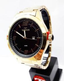 Relógio Technos Performer Dourado 2115mnz/4p