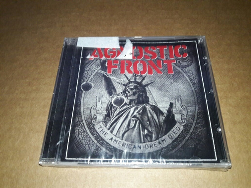 Agnostic Front - American Dream Died (cd)