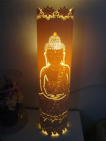 Luminária Buda
