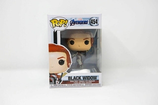 Funko Pop Avengers Endgame 454 Black Widow Nuevo Magic4ever