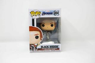 Funko Pop Avengers Endgame 454 Black Widow Nuevo Magic4ever