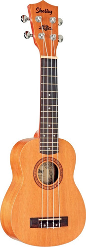 Kulele Shelby Pronta Entrega Instrumento Original Concerto
