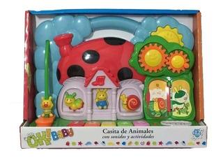 Casita De Animales - Ok Baby - Jj