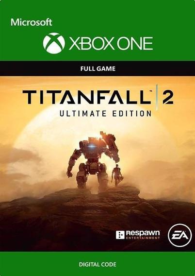 Jogo Titanfall 2: Ultimate Edition Xbox One