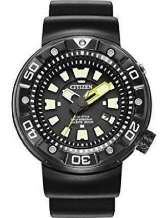 Relógio Citizen Bn0175-19e Profissional Diver Black