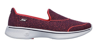 Zapatillas Skechers Go Walk 4 W Hot Pink - Corner Deportes