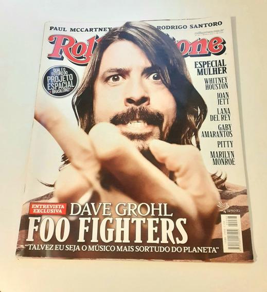 Revista Rolling Stone 66 Março 2012 Dave Grohl