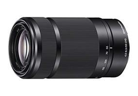 Lente Sony E-mount 55-210mm F/4.5-6.3 Oss Sel55210