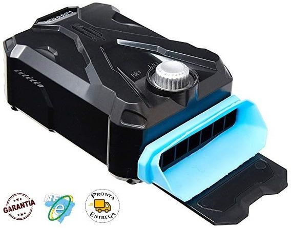 Cooler Para Notebook Warrior Heat Extractor Multilaser Ac268