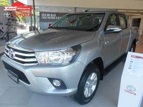 Nueva Toyota Hilux 4x4 Srv Automatica 2017
