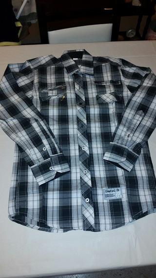 Camisa Clapton S