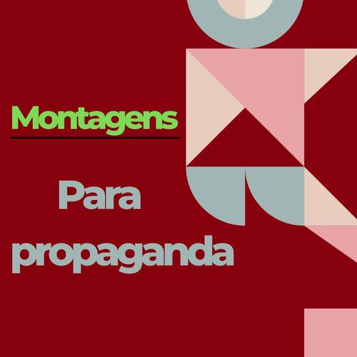 Montagens De Fotos Para Propagandas