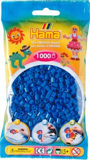Hama Beads Original - Midi - Bolsa Mil Cuentas Un Solo Color